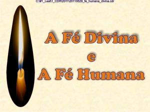 A fé humana