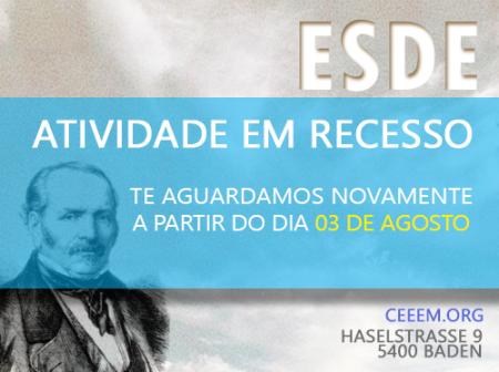 ESDE-RECESSO
