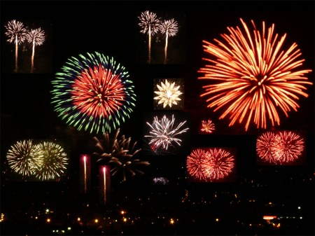 Die Fotografen/innen der Fotogalerie wünschen ein gutes Neues Jahr