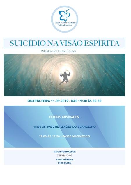 Suicidio visao espirita